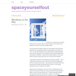spaceyourselfout