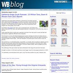 Wine Business Blog