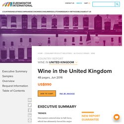 Wine in the United Kingdom