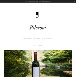 Winemakers in California are now making marijuana-infused wine — Pilcrow Magazine