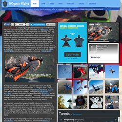 How to Start Wingsuit Flying & Prices, Where to Learn, Videos, Risks & News