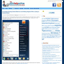 The Winhelponline Blog - Windows 7/Vista/XP Tips, Fixes and Troubleshooting
