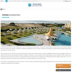 WINHMS - Engineering Management System