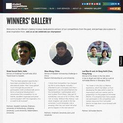 Winners' Gallery