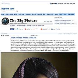 World Press Photo: winners