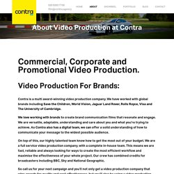 Video Production Company - Contra