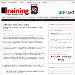 Winning the Training Game