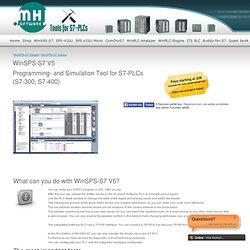 WinSPS-S7 - MHJ-Software