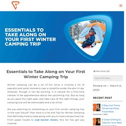 Best Tips for Outdoor Camping - Venyn