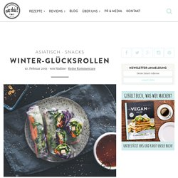 Winter-Glücksrollen - eat this!