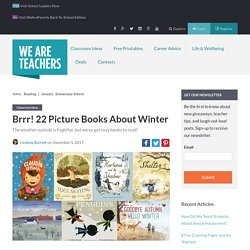 Best Winter Picture Books for the Classroom