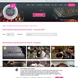 Winterbotham Darby Food Film Shorts – Finalists 2019 - Pink Lady Food Photographer of the Year