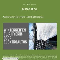 Winterreifen - mirtas-blog.simplesite.com