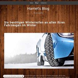 Winterreifen - harriets-blog.simplesite.com