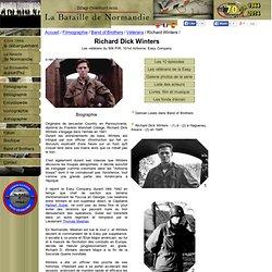 Richard Dick Winthers - Band of Brothers - Frères d'Armes - Les vétérans