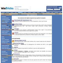 utility programmi indispensabili per ogni sistema operativo Windows