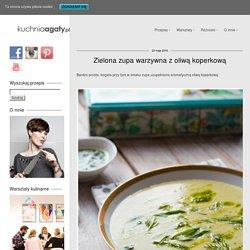 Wiosenna zupa krem