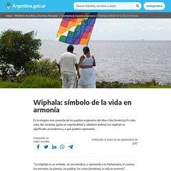 Wiphala: símbolo de la vida en armonía