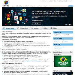Wipro Technologies - Latin America #TICs