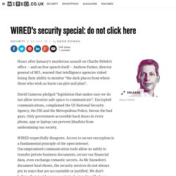 WIRED's security special: do not click here
