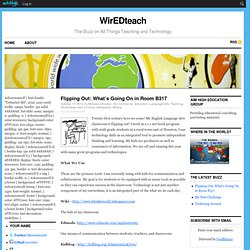 WirEDteach — The Buzz on All Things Teaching and Technology
