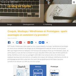 Croquis, Mockups / Wireframes et Prototypes : quels avantages et comment s'y prendre ? - EXIT Studio - Agence web de création de sites internet et e-commerceEXIT Studio – Agence web de création de sites internet et e-commerce