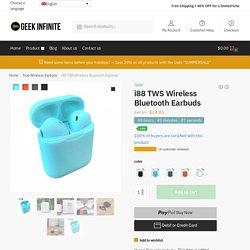 i88 TWS Wireless Bluetooth Earbuds - Geek Infinite