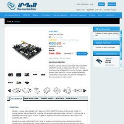 Gboard - Arduino with GSM / GPRS / Wireless development platform