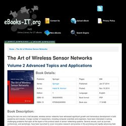 The Art of Wireless Sensor Networks PDF Download Free