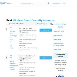 Best Wireless Smart Security Cameras In 2020