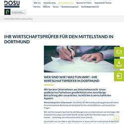 Wirtschaftsprüfer Dortmund - DOSU AG