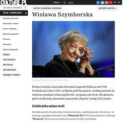 Wisława Szymborska - Życie i twórczość