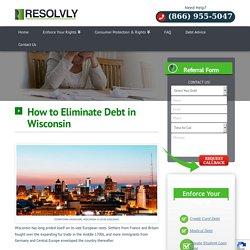 Wisconsin - Debt Resolution - Debt Relief