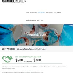 Safe Wisdom Teeth Removal in Sydney