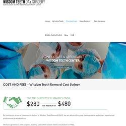 Safe Wisdom Teeth Removal in Sydney