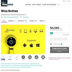 Wise Button