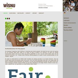 WISNU fairtrade