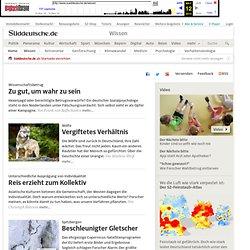 frontpage wissen: Wissenschaft & Medizin - Süddeutsche.de