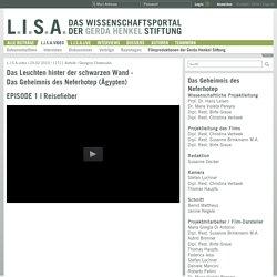 L.I.S.A. - Das Wissenschaftsportal der Gerda Henkel Stiftung
