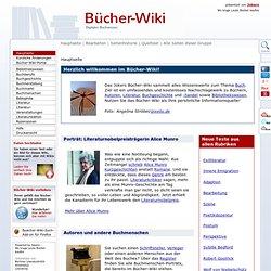 Bücher-Wiki: Alles Wissenswerte zu Büchern und Literatur
