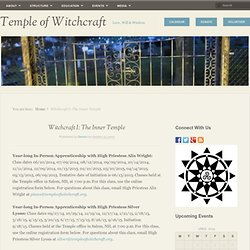 Witchcraft I: The Inner Temple