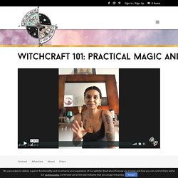 Witchcraft 101: Practical Magic and Spellwork