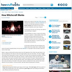 How Witchcraft Works - HowStuffWorks