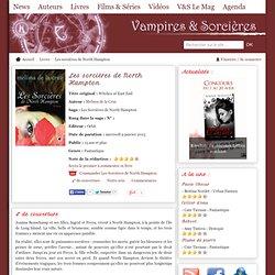 Witches of East End Les sorcières de North Hampton, Vampires & Sorcières