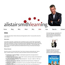 alistair smith learning