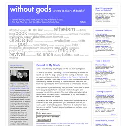 Without Gods
