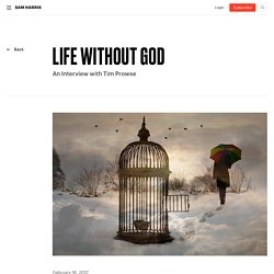 Life Without God : An Interview with Tim Prowse
