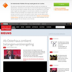 P&W:30SEPT09 Ab Osterhaus ontkent belangenverstrengeling