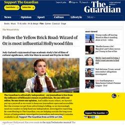 Wizard of Oz is most influential Hollywood film per Northwestern U