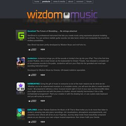 Wizdom Music - Products